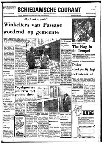 Rotterdamsch Nieuwsblad / Schiedamsche Courant / Rotterdams Dagblad / Waterweg / Algemeen Dagblad 1974-11-01