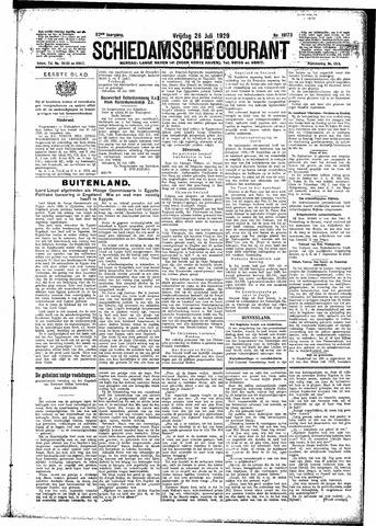 Schiedamsche Courant 1929-07-26