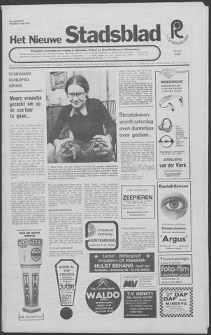 Het Nieuwe Stadsblad 1973-05-04