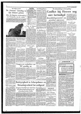 Rotterdamsch Parool / De Schiedammer 1955-01-24