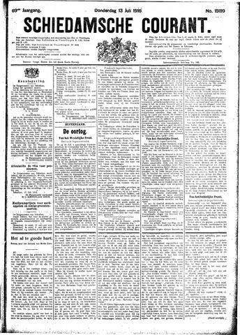 Schiedamsche Courant 1916-07-13