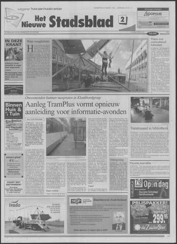 Het Nieuwe Stadsblad 2003-03-06