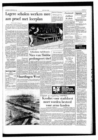 Het Vrije volk 1969-02-22