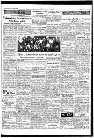 Rotterdamsch Nieuwsblad / Schiedamsche Courant / Rotterdams Dagblad / Waterweg / Algemeen Dagblad 1953-11-11