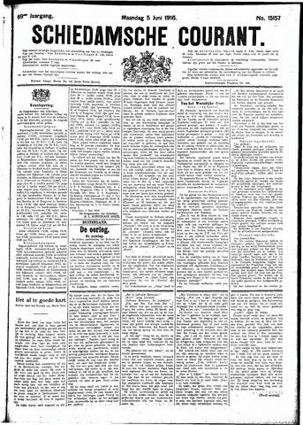 Schiedamsche Courant 1916-06-05
