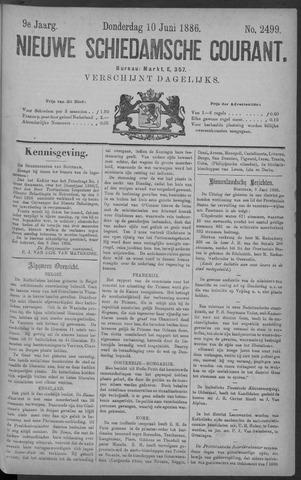 Nieuwe Schiedamsche Courant 1886-06-10