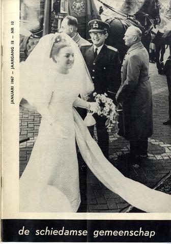 Schiedamse Gemeenschap (tijdschrift) 1967-01-01