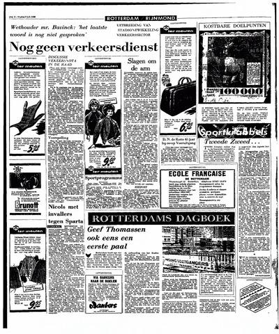 Rotterdamsch Parool / De Schiedammer 1966-07-08