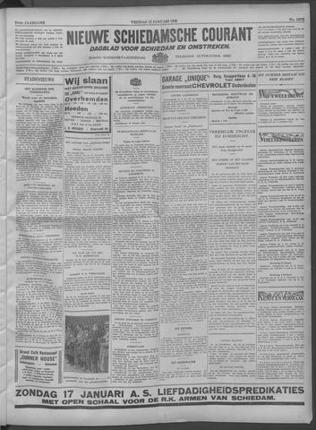 Nieuwe Schiedamsche Courant 1932-01-15