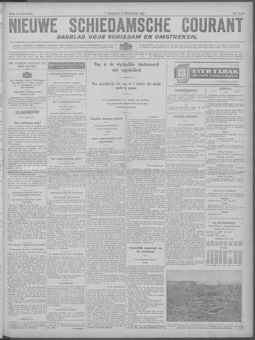 Nieuwe Schiedamsche Courant 1929-10-11