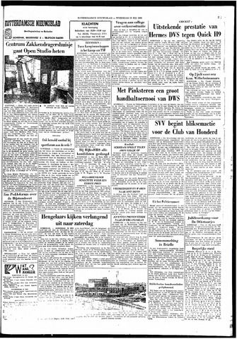 Rotterdamsch Nieuwsblad / Schiedamsche Courant / Rotterdams Dagblad / Waterweg / Algemeen Dagblad 1966-05-25