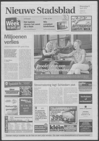 Het Nieuwe Stadsblad 2011-04-06