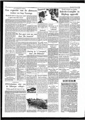 Rotterdamsch Parool / De Schiedammer 1955-02-14