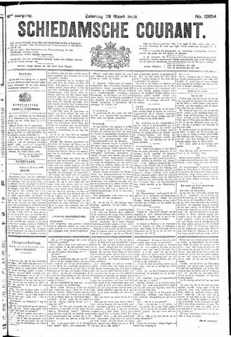 Schiedamsche Courant 1908-03-28