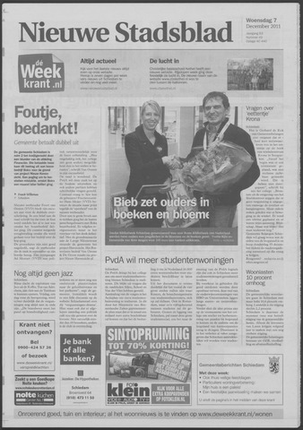 Het Nieuwe Stadsblad 2011-12-07