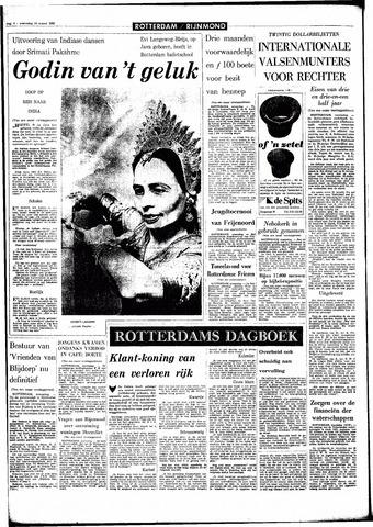 Rotterdamsch Parool / De Schiedammer 1966-03-16
