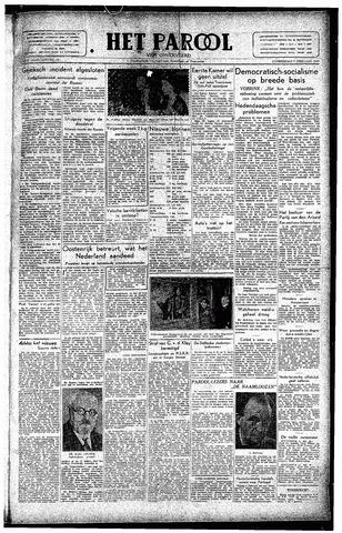 Rotterdamsch Parool / De Schiedammer 1946-02-07