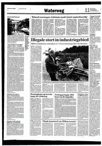 Rotterdamsch Nieuwsblad / Schiedamsche Courant / Rotterdams Dagblad / Waterweg / Algemeen Dagblad 1993-07-28
