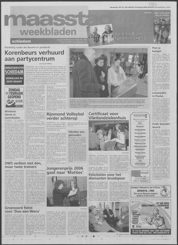 Maaspost / Maasstad / Maasstad Pers 2007-02-07