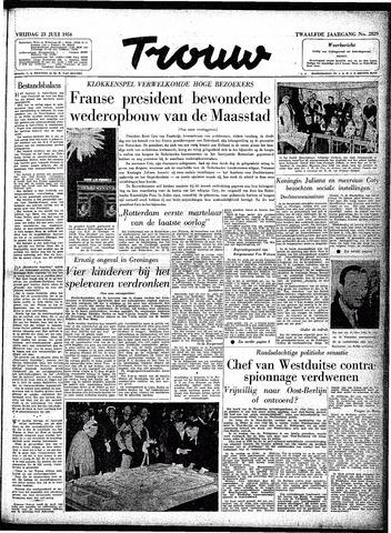 Trouw / De Rotterdammer 1954-07-23