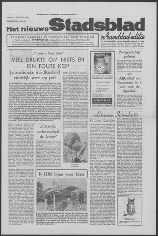 Het Nieuwe Stadsblad 1964-08-14
