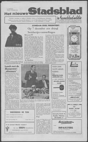Het Nieuwe Stadsblad 1968-11-01
