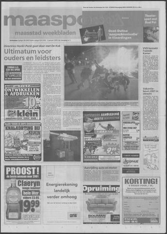 Maaspost / Maasstad / Maasstad Pers 2001-01-03