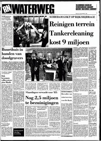 Rotterdamsch Nieuwsblad / Schiedamsche Courant / Rotterdams Dagblad / Waterweg / Algemeen Dagblad 1983-11-18