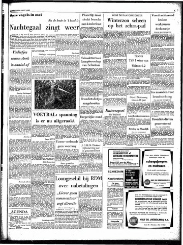 Rotterdamsch Parool / De Schiedammer 1963-05-02