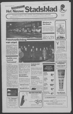 Het Nieuwe Stadsblad 1975-11-21