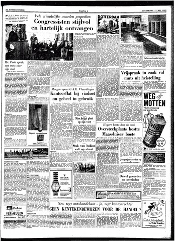 Trouw / De Rotterdammer 1962-05-17
