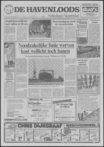 De Havenloods 1987-07-16