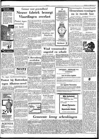 Trouw / De Rotterdammer 1967-02-21