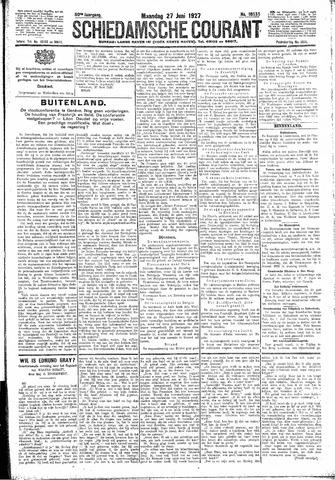 Schiedamsche Courant 1927-06-27