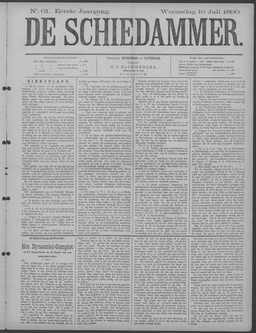 De Schiedammer 1890-07-16