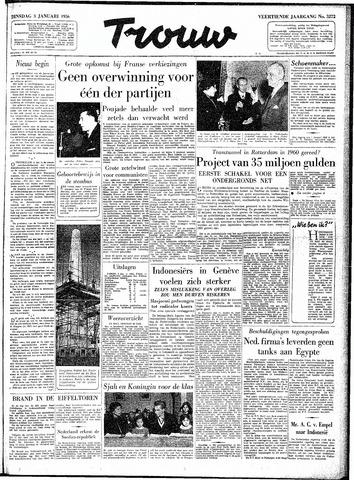 Trouw / De Rotterdammer 1956-01-03