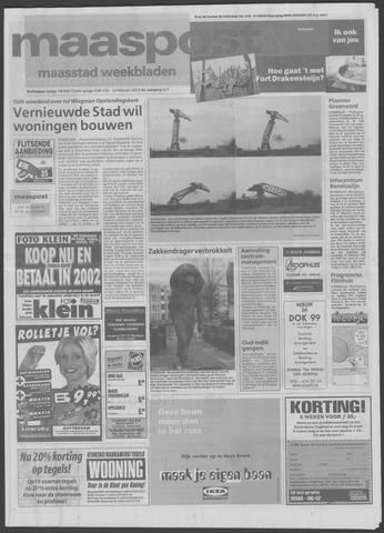 Maaspost / Maasstad / Maasstad Pers 2001-02-14