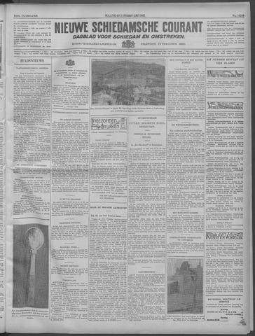 Nieuwe Schiedamsche Courant 1932-02-01