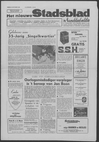 Het Nieuwe Stadsblad 1966-09-16