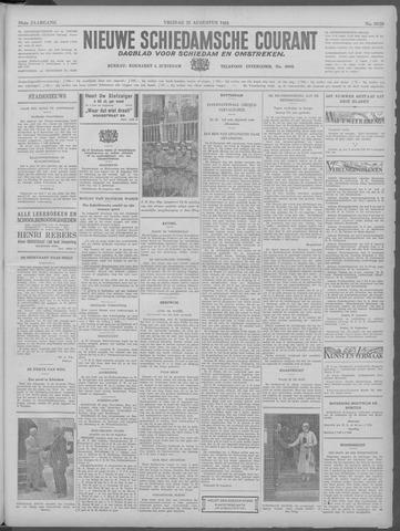 Nieuwe Schiedamsche Courant 1933-08-25