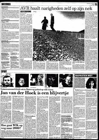 Rotterdamsch Nieuwsblad / Schiedamsche Courant / Rotterdams Dagblad / Waterweg / Algemeen Dagblad 1991-01-22