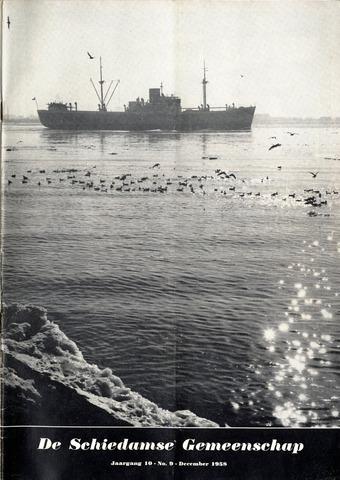 Schiedamse Gemeenschap (tijdschrift) 1958-12-01