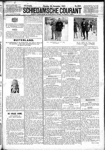 Schiedamsche Courant 1927-12-20