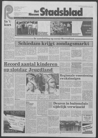 Het Nieuwe Stadsblad 1983-08-10
