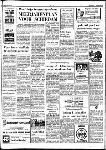 Trouw / De Rotterdammer 1967-11-01