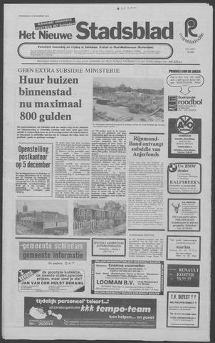 Het Nieuwe Stadsblad 1974-12-04