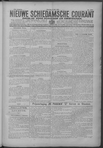 Nieuwe Schiedamsche Courant 1925-05-18