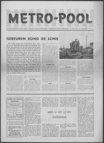Metropool 1962-06-13
