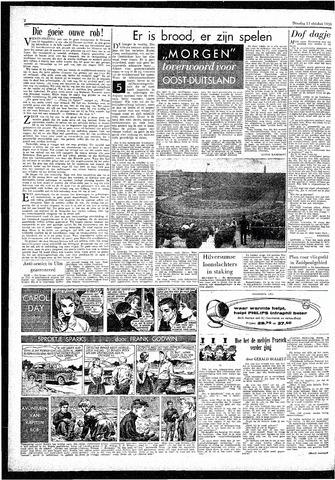 Rotterdamsch Parool / De Schiedammer 1959-10-13
