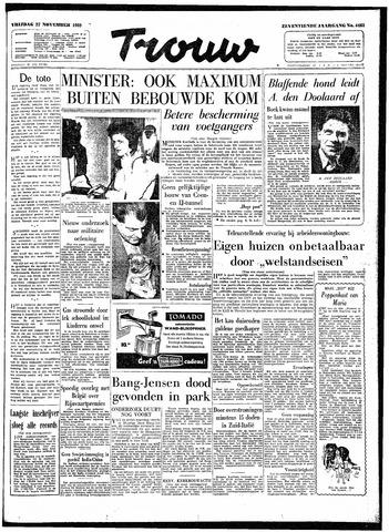 Trouw / De Rotterdammer 1959-11-27